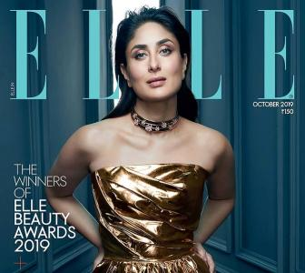 Sensational at 39! Kareena wows in a strapless dress