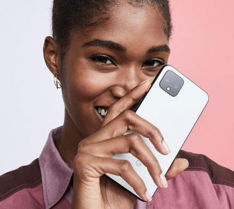 First look: The Google Pixel 4