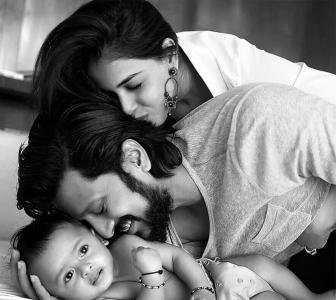 How Genelia D'Souza taught her kids to eat healthy!