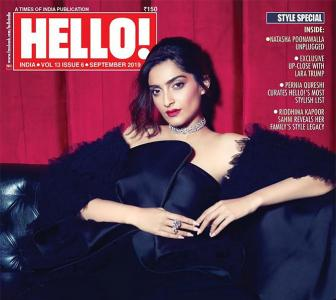 Revealed! The secret woman behind Sonam's bold style
