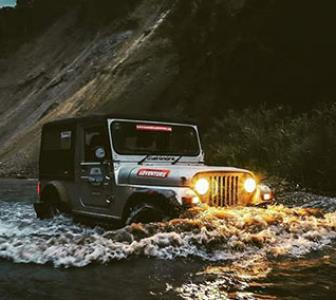 The Mahindra Thar's journey over the decades