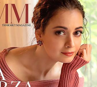 Dia Mirza's simple success mantra