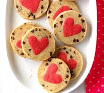 V-Day recipes: Jam Tart Hearts, Valentine's biscuits