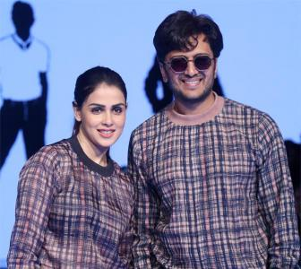 Genelia, Riteish won our hearts at LFW