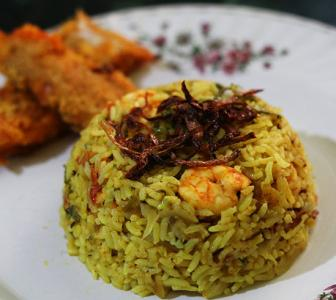 SEE: How to make Prawns Pulao