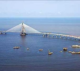 Fun facts about the Bandra-Worli sea link