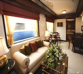 IMAGES: Onboard India's most expensive train
