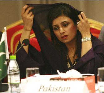 Pakistan will not backtrack: Khar on MFN status