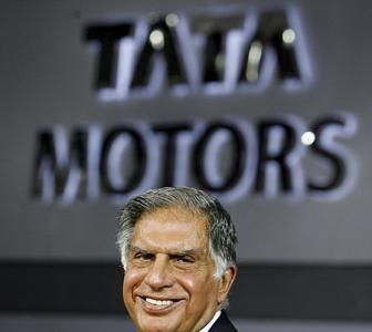 Have you met Mr Ratan Tata?