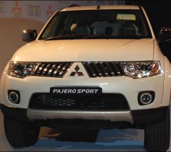 IMAGES: New Mitsubishi Pajero launched at Rs 23.53 lakh