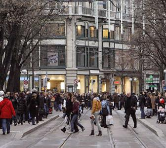 Most expensive shopping streets in the world