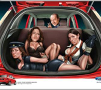Ford India apologises for indecent ads