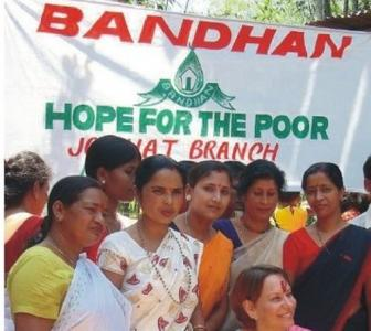 Bandhan, India's newest bank, takes shape
