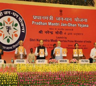Jan Dhan Yojana powers Modi Sarkar's financial inclusion drive