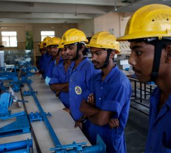 Help wanted: 'Make in India' drive lacks skilled labour