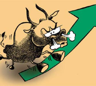 Bulls on a rampage; Sensex, Nifty end at record highs