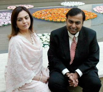 India's 100 richest are all billionaires; Mukesh Ambani tops
