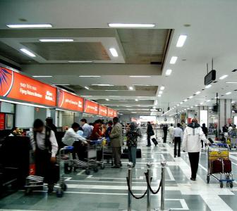 Are Indian airports, metros world-class?