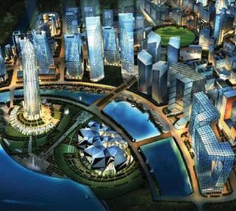 India's 1st smart city is set to take off in a big way