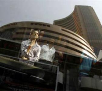 Sensex ends flat amid choppy trade; Nifty above 7,500