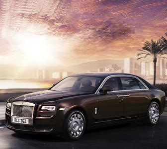 Rolls-Royce launches Ghost Series II at Rs 4.50 crore