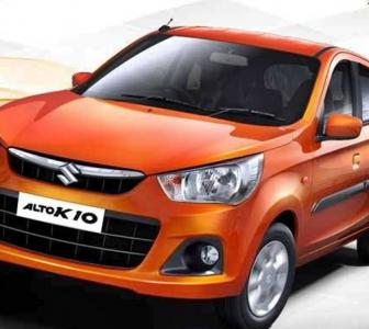 New Alto K10: India's cheapest automatic car