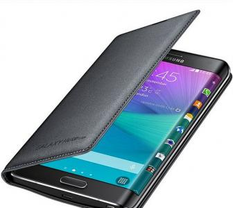 Samsung's next big bet: Smartphone with a curved screen