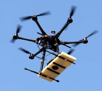 Soon, e-tailers could use drones to deliver your purchases