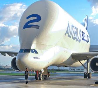 World's largest cargo aircraft turns 20!