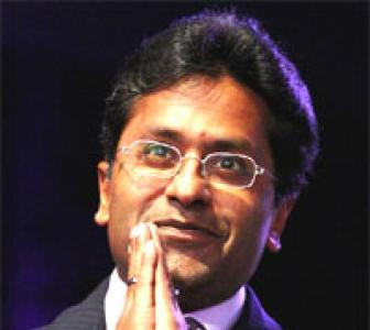 All play, no work but big pay for Lalit Modi