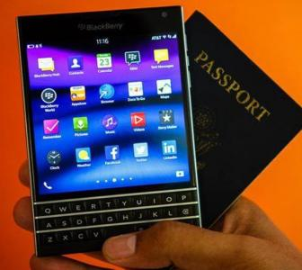 Passport: Best smartphone from Blackberry