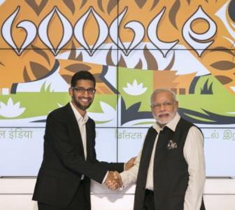 Data security to AI: Modi, Pichai hold fruitful talks