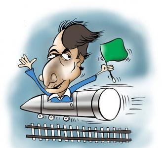 Prabhu's 5-pronged strategy to put Railways on track