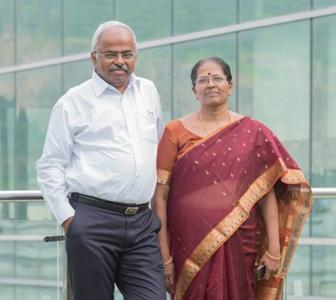 From 2 lakhs to 3,300 crores! How A Velumani did it!