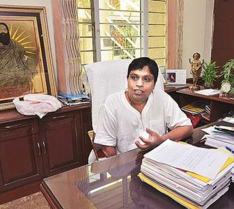 Patanjali's maze of firms that do shady land dealing