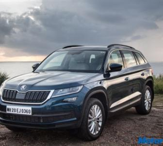 So who is the Skoda Kodiaq for?
