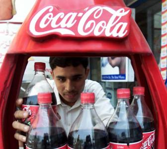 Why is South India consuming more cola than North?