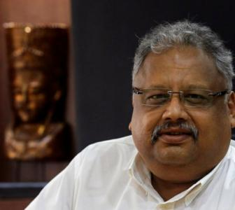 Market crash shaves 36% off Jhunjhunwala's holdings