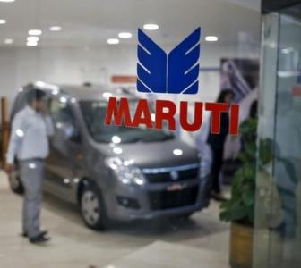 Maruti reports 47% plunge in March sales