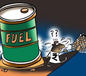 Petrol sales down 61%, diesel 56.5% in April