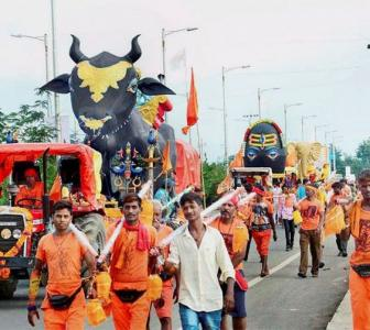 What the kanwariya yatra tells us about jobs situation