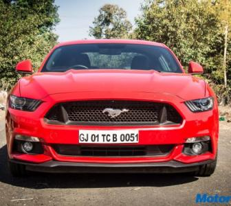 The Ford Mustang has a lot going for it