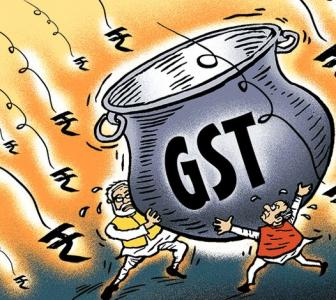State GST collections are more than Centre's