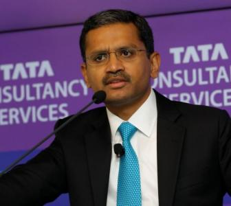 TCS CEO's pay package cut over 16% to Rs 13.3 cr