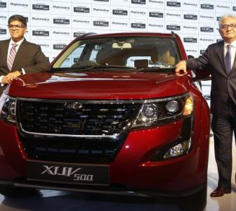 What's plush and new about Mahindra XUV500
