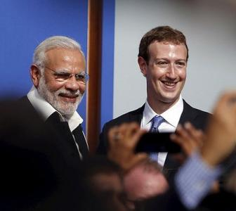How Modi govt had once used Facebook, Google for digital push