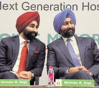 How Malvinder & Shivinder Singh destroyed the legacy they inherited