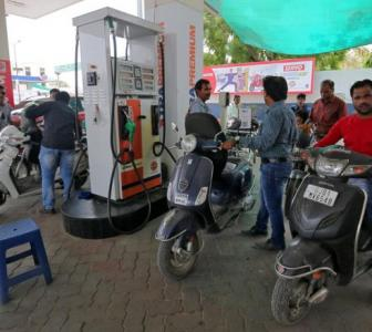 Govt can cut petrol price up to Rs 25 but won't: Chidambaram