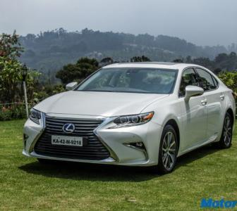 Does it make sense to buy Lexus ES300h?
