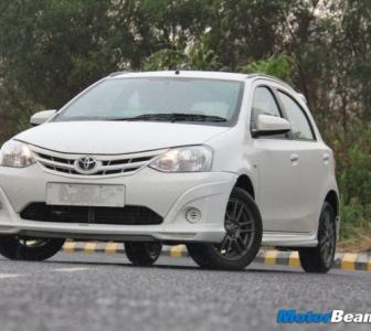 Toyota Etios Liva is a true blue no-nonsense hatchback